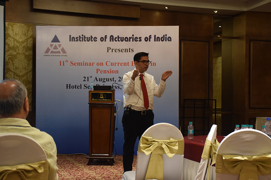 11th Seminar on Current Issues in pension